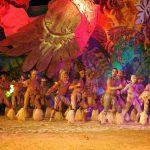 bailarines isla de pascua