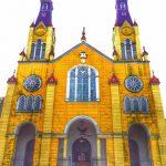 catedral Chiloé y Puerto Varas