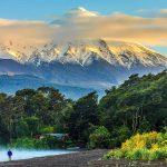 volcan Chiloé y Puerto Varas