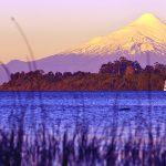lago y volcan llanquihue Chiloé y Puerto Varas